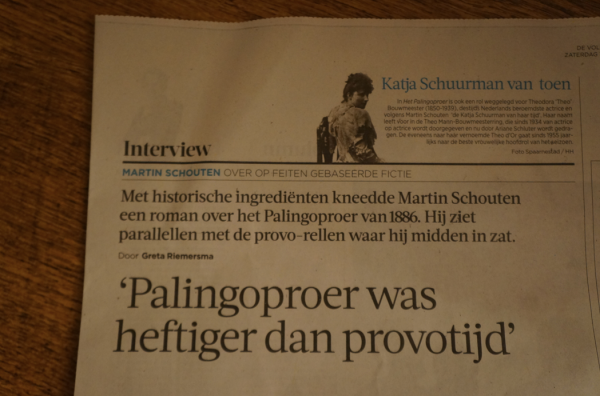 Pers over Martin